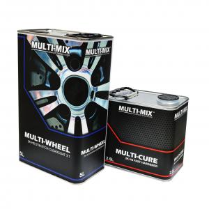 MULTI-MIX MULTI WHEEL DIRECT TO METAL/PLASTIC 2K CLEARCOAT