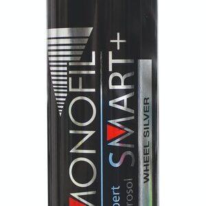 MONOFIL SMART+1K ACRYLIC WHEEL SILVER AEROSOL 500ML