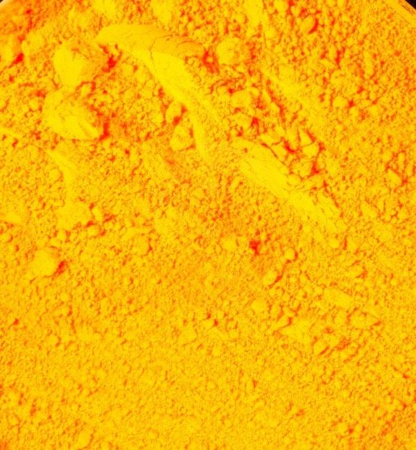 Perfect Pearls & Pigments - Fluorescent Orange Yellow