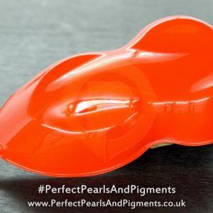 Thermochromic Pigment Powder Orange